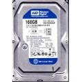 """Western Digital WD1600AAJB - 00J3A0 160Gb 3.5"""" Internal IDE PATA Hard Drive"""