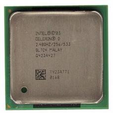 Intel Celeron D 2.40 GHZ CPU Socket 478