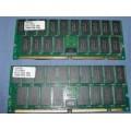 Samsung Pair of 256MB SDRAM KMM372F3280CS1-5 (Total of 512MB)