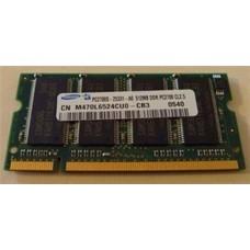 Samsung 512MB DDR 333 PC2700 Sodimm