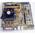 Asus Socket AM2 M2NPV-MX Motherboard With AMD Athlon 3200 Cpu