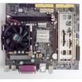 AOpen Socket 478 MX46U2-CN Motherboard With Pentium 4 2400 Cpu
