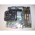 Intel Socket 478 D845EPI Motherboard With Celeron D 2800 Cpu