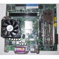 MSI Socket A (462) MS-6786 Motherboard With AMD Athlon XP 3000 Cpu