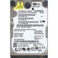 """Western Digital WD1600BEVS - 60RST0 160Gb 2.5"""" Internal SATA Hard Drive"""