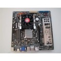 AOpen i945GMm-HL Socket M Motherboard With Intel Dual Core T2130 1.86 GHz Cpu