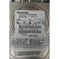 "Toshiba MK6034GSX 60Gb 2.5"" Laptop Internal SATA Hard Drive"