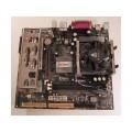 AOpen Socket 478 MX46-533V Motherboard With Intel Celeron 2400 Cpu