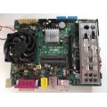 Asus IMISR-VM Socket M Motherboard With Intel Core 2 Duo T7250 2.00 Ghz Cpu