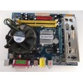 Gigabyte GA-G31M-S2L Socket 775 Motherboard With Intel Core 2 Duo E4500 Cpu