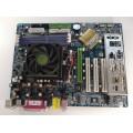 Gigabyte GA-K8NS Socket 754 Motherboard With AMD Sempron 2800 1.60 GHz Cpu