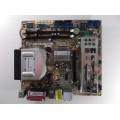 Asus P5LD2-TVM SE/S Socket 775 Motherboard With Celeron 3.06 GHz Cpu Side Fan