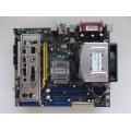 Foxconn 45CMX Socket 775 Motherboard With Intel Pentium Dual Core E2180 2.00 GHz Cpu