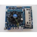 Gigabyte GA-H55M-S2 Socket 1156 Motherboard With Intel Core i5 3.33 GHz Cpu
