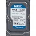 """Western Digital WD5000AAKX - 001CA0 500Gb 3.5"""" Desktop Internal SATA Hard Drive"""