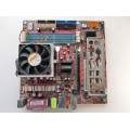MSI MS-7093 VER:303 Socket 939 Motherboard With AMD Athlon X2 Dual Core 4200 Cpu