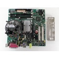 Intel D945GCNL D97184-102 Motherboard With Intel Dual Core E2160 1.80 GHz Cpu