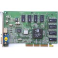 Gainward GF2 MX-400 Geforce 2 MX400 64MB AGP Graphics Card
