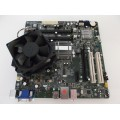 Dell G45M03 0P301D Motherboard With Intel Core 2 Duo E8400 3.00 GHz Cpu