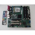 Dell 0M3918 REV A01 Motherboard With Intel Pentium 2.80 GHz Cpu