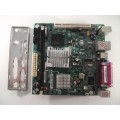Intel LD945GCLFS2 E46423-305 ITX Motherboard With Intel Atom 230 1.60 GHz Cpu No Fan