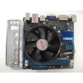 Asus P8H61-I LX/RM/SI Socket 1155 Motherboard With Intel Celeron G540 2.50 GHz Cpu