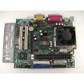 MSI MS-6511 VER :1 Socket A (462) Motherboard With AMD Athlon 1600 1.40 GHz Cpu