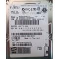 """Fujitsu MHV2060AH PL 60Gb 2.5"""" Internal PATA Hard Drive"""