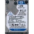 "Western Digital WD10JPVT - 08A1YT2 1.0TB 2.5"" Laptop Internal SATA Hard Drive"