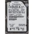 "Hitachi Travelstar HTS421260H9AT00 60Gb 2.5"" Laptop IDE PATA Hard Drive"