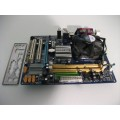 Gigabyte GA-G41M-ES2L Skt 775 Motherboard With Intel Quad Core Q8200 2.33 GHz Cpu
