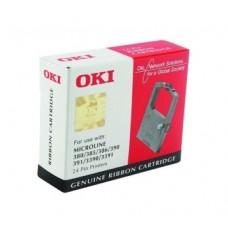 Genuine OKI Microline 380 385 386 390 391 3390 3391 24 Pin Ribbon Cartridge