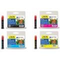 Jet Tec Epson Ink T0711/ T0712/ T0713/ T0714 Black, Cyan, Magenta, Yellow