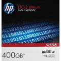 HP LTO-2 Ultrium C7972A 400GB Data Cartridge