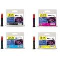 Jet Tec Epson Ink T1811xl/ T1812xl / T1813xl/ T1814xl Black, Cyan, Magenta, Yellow