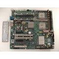 Intel S5000VSA E11011-201 DA0T75MB6I0 Server Board With CPUs & Memory