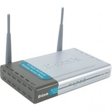 D-Link DWL-7100AP Tri-Mode Dualband Wireless Access Point With PSU