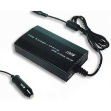 Universal Notebook Power Adapter 100W Home & Car Multi Purpose