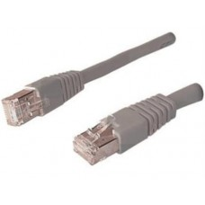 Network Cable RJ45 Ethernet Cat5 Patch 2 Metres Grey