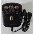 DVE DVR-1250UK-4818 12V 500mA Power Adapter