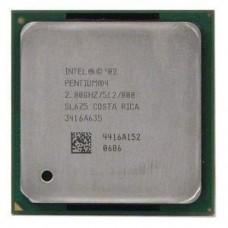 Intel Pentium 4 2.80 GHZ CPU Socket 478 2.80 GHZ/512/800
