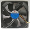 Case Fan 12cm 3+4 pin connector