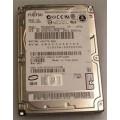"Fujitsu MHW2040AH 40Gb 2.5"" Internal PATA Hard Drive"