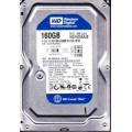 "Western Digital WD1600AAJB - 00J3A0 160Gb 3.5"" Internal IDE PATA Hard Drive"