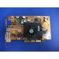 Asus 64Mb Geforce 4 MX440 V8170Pro AGP Card