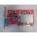 ATI 128Mb Radeon 9250 SE AGP Card