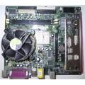 Intel Socket 775 E210882 Motherboard With Celeron D 3200 Cpu