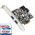 Asus U3S6 USB 3.0 & Sata 6Gb/s PCIe X4 Card