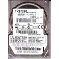 "Toshiba MK4026GAX 40Gb 2.5"" Internal PATA Hard Drive"