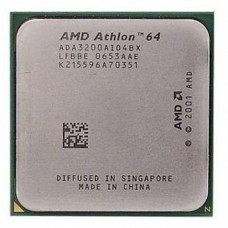 AMD Athlon 64 3200 CPU Socket 754